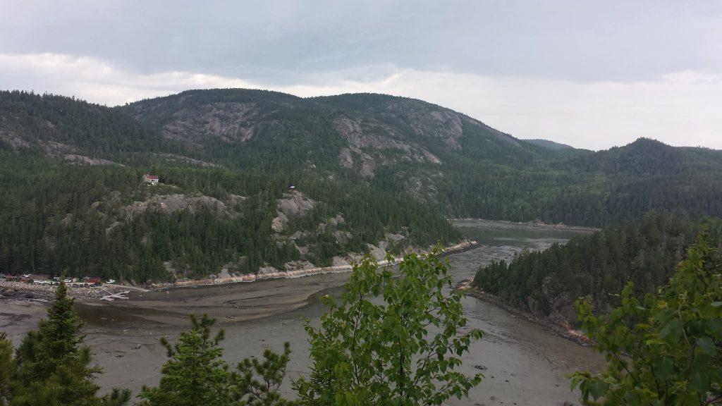 Baie des rochers