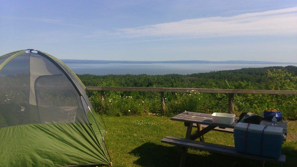 Camping La Malbaie