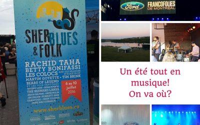Les festivals de musique au Québec : on en a pour tous les goûts cet été!