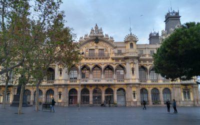 Ma première semaine : Paris et Barcelone